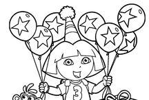 Dora party game