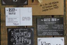 Wedding ideas / by Jodi Barry-Adie