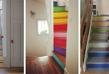 Stairs space / by IDea for your space