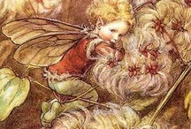Artist Cicely Mary Barker / by Kara Stans