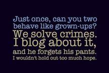 I love John more than Sherlock... / by Sharon Glanzer