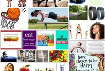 Shaday's Health and Fitness Board 2015/2016