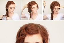 hairstyles for the long hair