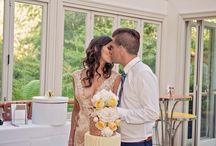 Hayden & Rachael | The Convent Daylesford / Hayden & Rachael's relaxed informal wedding was held at The Convent Daylesford | Wedding Photography Daylesford