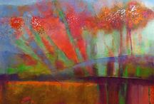 Abstract Art by MarilynsCanvas / Original abstract paintings and giclee prints.