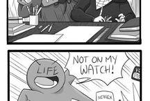 comics love