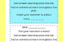 Classroom- End of Year / by Jennifer Sheridan