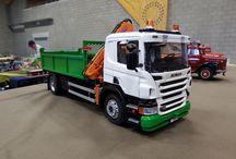 Modell Trucker