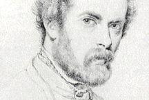 Жан Инья́с Изидо́р Гранви́ль, французский рисовальщик-иллюстратор. / Ожившие цветы