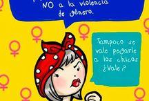mujer violencia