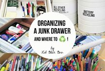 Organization  / by Wendee and Rick Clark