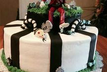 Cake Beetlejuice