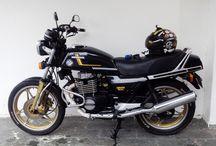 Honda CB 450 Custom / Projeto realizado pela Custom Garage Store.
