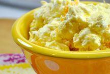Food: Salad & Dressings / Salad and dressing recipes