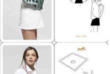 roupa criativa