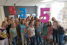 Good Place 2 Work 5 jaar / Good Place 2 Work 5 jarig jubileum
