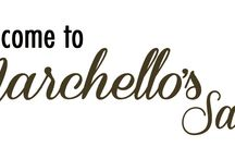 To all Marchello's followers / More information about location and more sites to visit us at for special discounts!