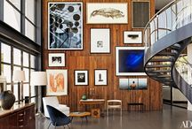 Staircases / by Architectural Digest