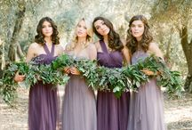 Wedding Wear / Wedding Attire: Gowns, Tuxes, Bridesmaids Dresses, Flower Girl Dresses / by Andrea Hurley Photography