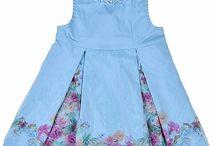 Платье для девочки 151207