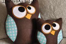 owl sew