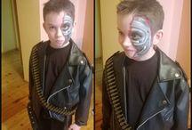 terminator makeup