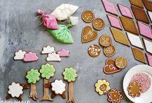 Ihanat piparkakut / Gingerbread Fun
