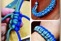 Paracord bracelet styles