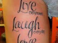 #ink / tattoos