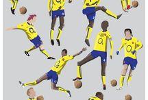 Arsenal F.C. / by Manuel Pernía