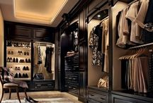 Cupboards and Closets / Every house needs a Narnia