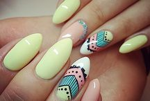 nails/hairstyles/makeups