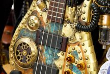 Steampunk style..