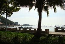 Vung Tau / La ciudad y playa de Vung Tau, muy cerca de Ho Chi Minh City (Vietnam)