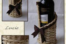 obaly na vína
