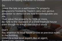 Estate Agent / All things Estate Agent