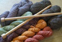 Шитье, вязание