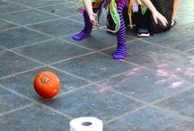 Halloween plays