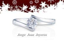 Joyas y Moda / Joyas de Diseño que te encantará. Desde Jorge Juan Joyeros os deseamos una muy Feliz Navidad.