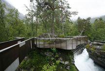 GUDBRANDSJUVET, Platforms and Bridges-Norway