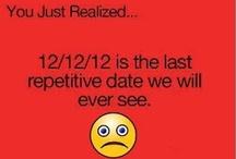 12/12/12 - december 12, 2012 – 12 décembre 2012