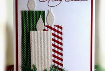 christmas cards / Scrapbooking