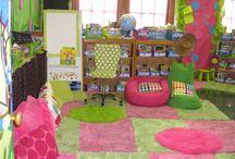 School - Polka Dot Theme / by Gina Reichling