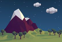 Tutos Lowpoly