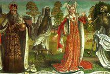 Tarot 13 - a morte - death / by Gabriela Simionato Klein