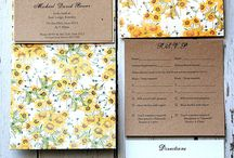 Wedding Invitations / by Emma Scowen