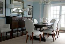 Favorite Dining Room Designs