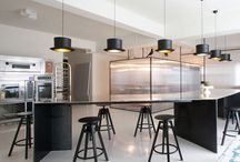 Teaching Kitchen Design / designs for Teaching Kitchens / by Carla Fjeld