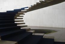 Stairs and ramps