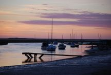 Norfolk, England / Spent many holidays here both as a child and with my own children